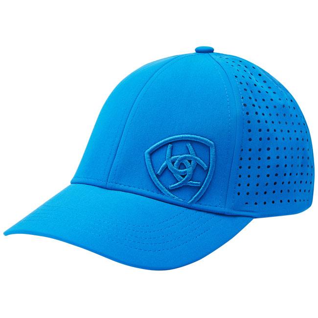 Ariat Tri Factor Cap. Blue.