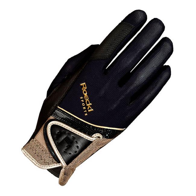 Roeckl Madrid Glove Black