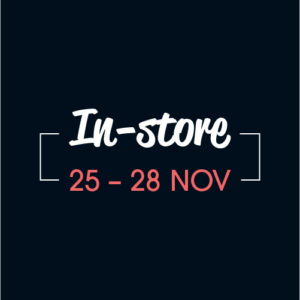 Black Friday in Western Shoppe branches