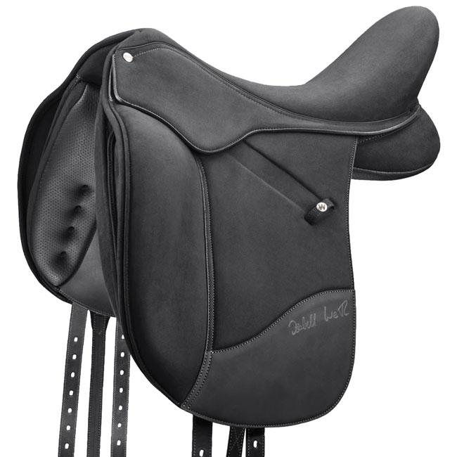Wintec Isabell Dressage Hart Saddle. Black.