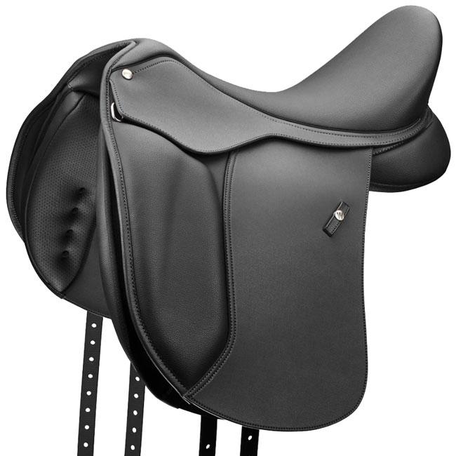 Wintec 500 Dressage Hart Saddle. Black.
