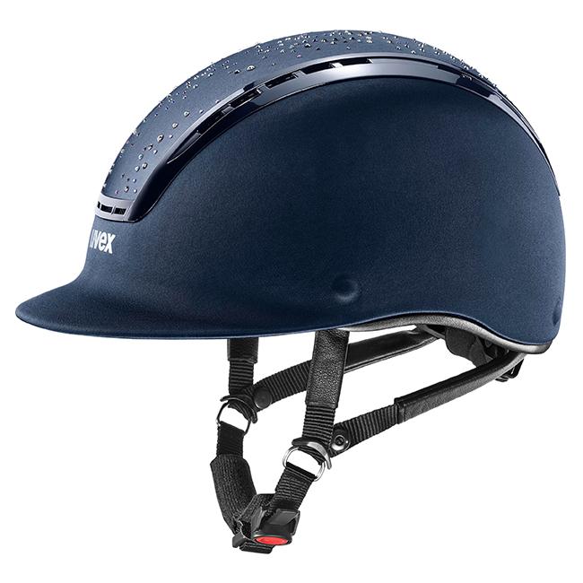 Uvex Suxxeed Diamond Helmet. Navy.