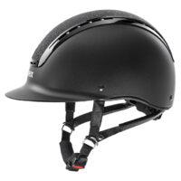 Uvex Suxxeed Starshine Helmet. Black.