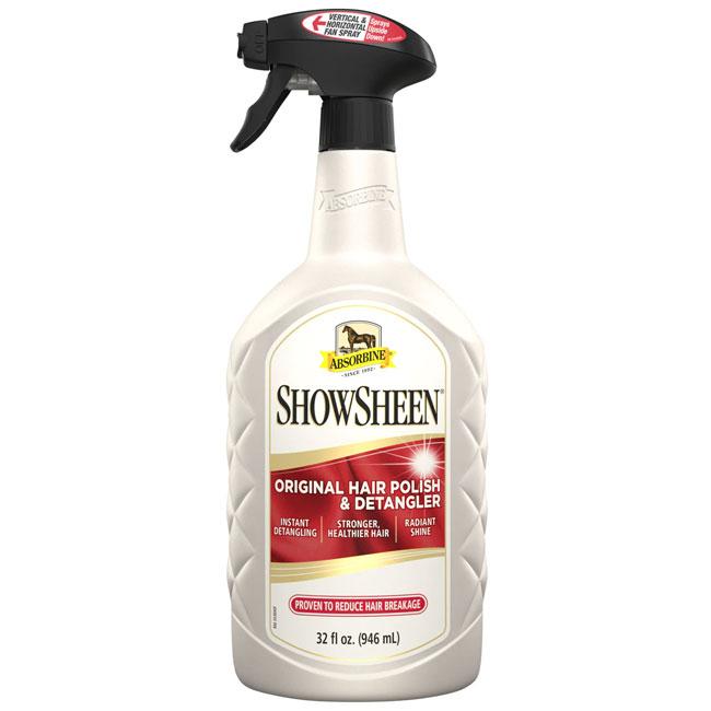 Showsheen Hair Polish & Detangler 950ml Spray.