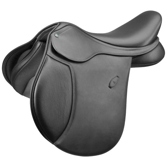Arena All Purpose Saddle. Black.