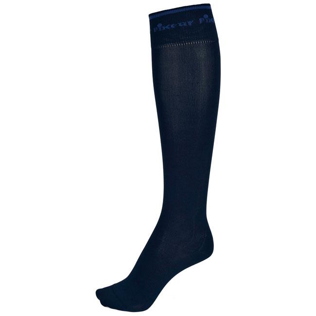 Pikeur Tube Socks With Logo. Navy.