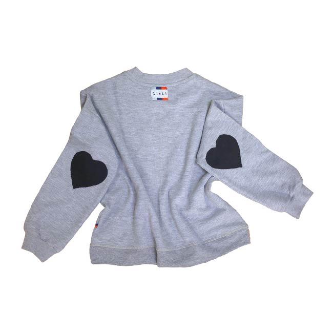 Cieli Love Sweater - Sleeves