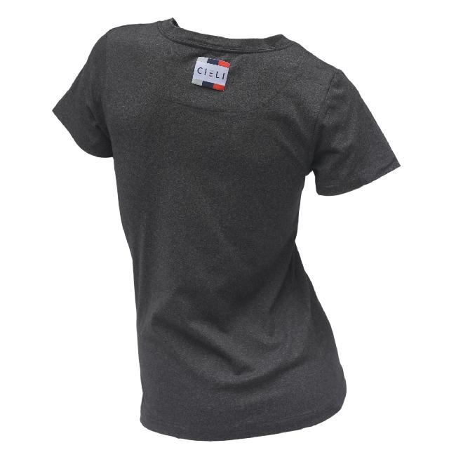 CIELI Emma T-Shirt - Grey Back