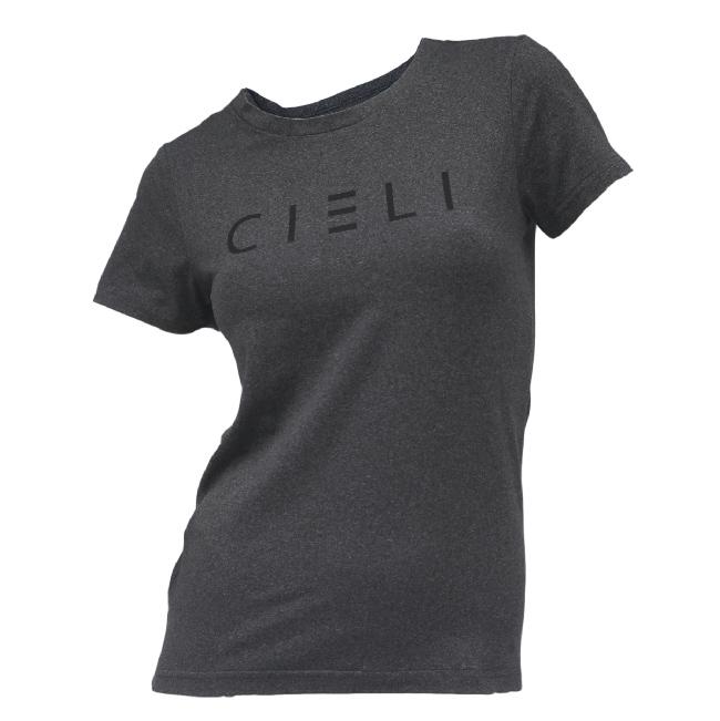 CIELI Emma T-Shirt - Grey Front
