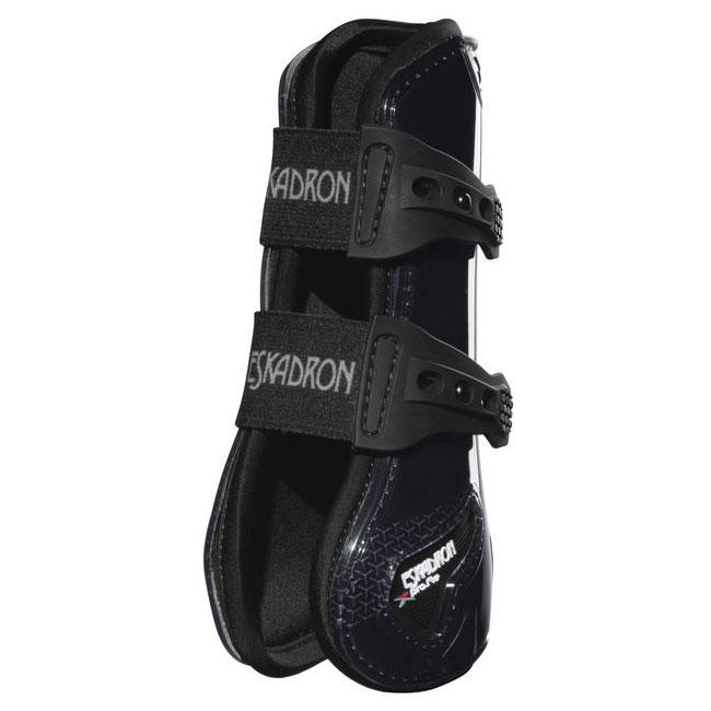 Eskadron Pro.flex Sport Tendon Boots. Black.
